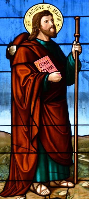 Jakobus - Fenster