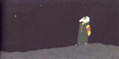 Abraham auf dem Sternenweg