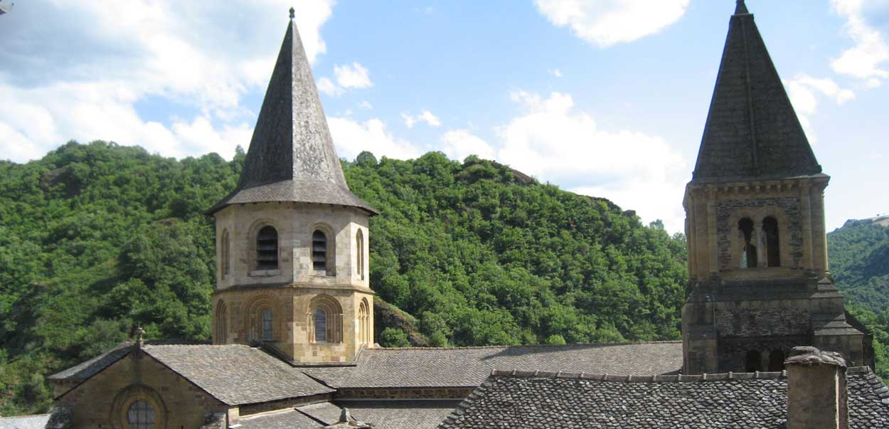 Conques via podiensis