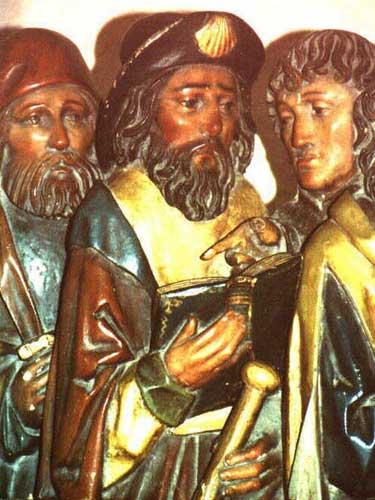 Jakobus in Reichenau