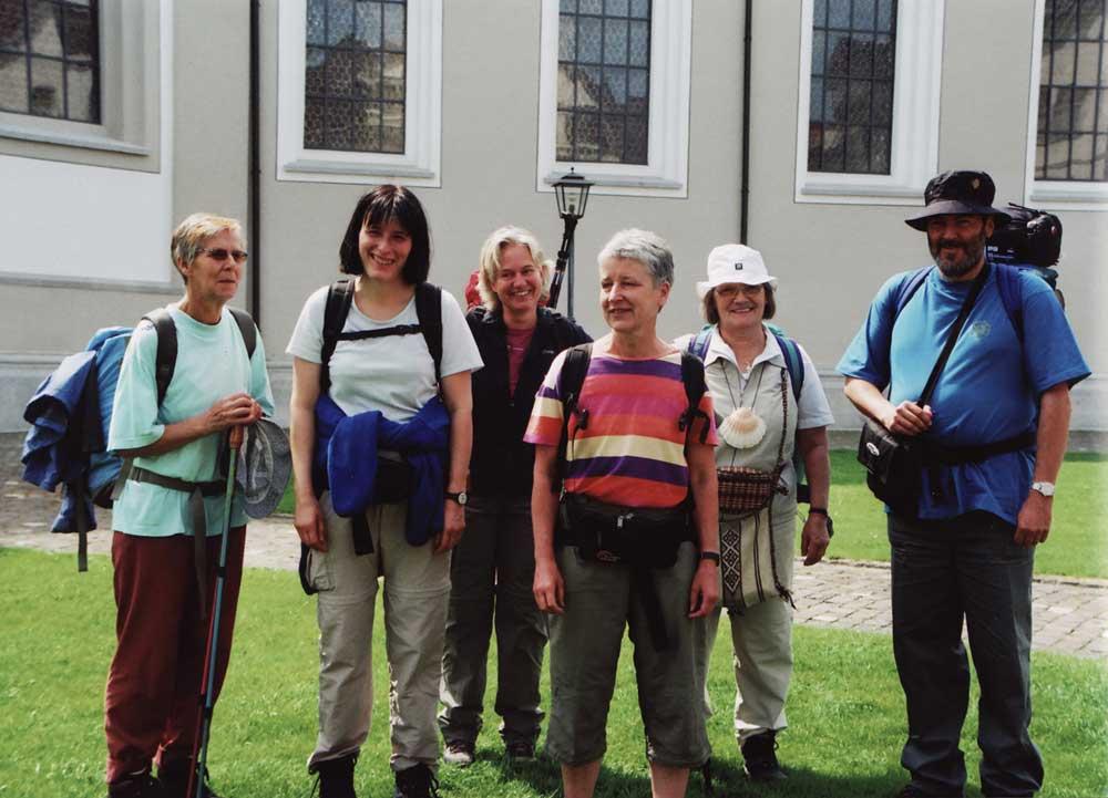 Pilgerreise Schweiz