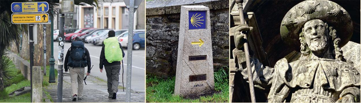 Anlässe für Pilgerinnen und Pilger in St. Gallen