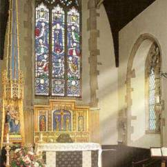 Modern Slipper Chair Dining Covers Set Of 4 Walsingham Shrine Our Lady - Pilgrim-info.com