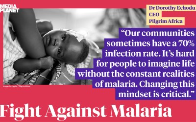 Pilgrim Africa joins the 2020 Fight Against Malaria campaign