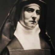 Saint Teresa Benedicta of the Cross - Edith Stein