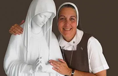 Mother Adela Galindo, SCTJM