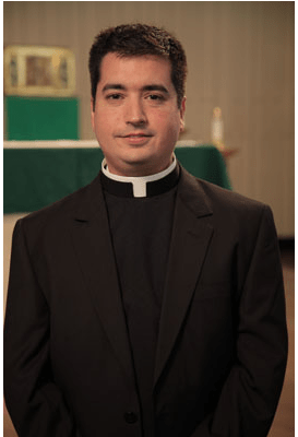 Fr. Daniel Villarreal