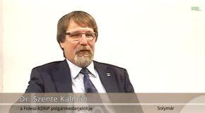 Polgármesterjelölti interjúk – Solymár