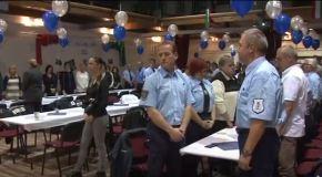 25 éves a szentiváni polgárőrség