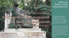 Anonymus és a magyarok ősi hun hagyományai
