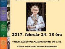 Író-olvasó találkozó Pilisvörösváron
