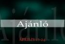 Műsoraink április 17-24.