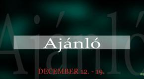 Műsoraink december 12-19.