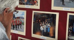 Fotókiállítás a Napforduló Fesztiválon (HD)