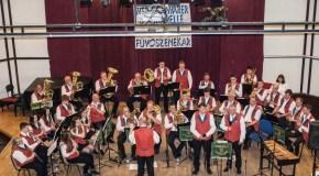 A Német Nemzetiségi Fúvószenekar 25 éves jubileumi koncertje