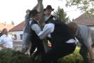 Májusfa-állítás Szentivánon (HD)