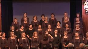 A 35 éves Solymári Szokolay Nőikar ünnepi hangversenye