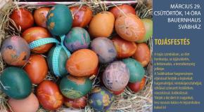Húsvéti készülődés a Bauernhausban