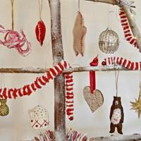 Stylish Branch DIY Christmas Tree