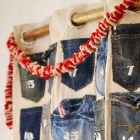 Simple To Make Jeans Handmade Advent Calendar