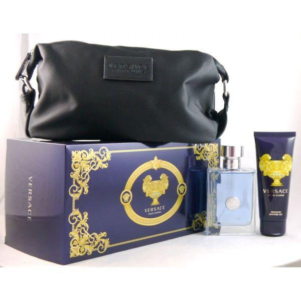 Versace Pour Homme Set 100 Ml Edt & Showergel