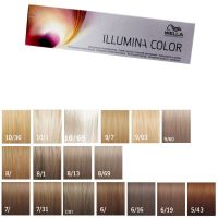 Wella Illumina Color 60 ml - freie Farbwahl bei Pillashop