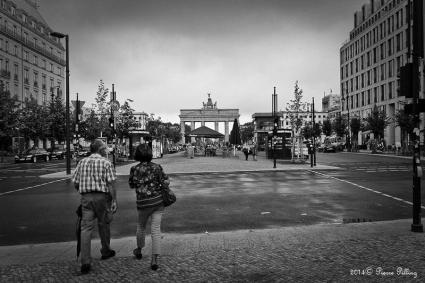 Berlin - Porte de Brandeburg