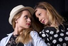 Emeline & Estelle - 2 soeurs