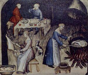 Cucina nel Medioevo