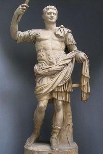 Statua di Domiziano