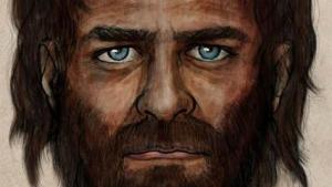 Uomo del Mesolitico (da lastampa.it)