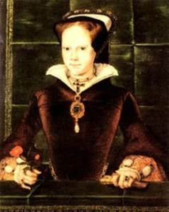 """Maria I Tudor detta """"La sanguinaria"""""""