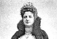 La reina Margarita de Saboya