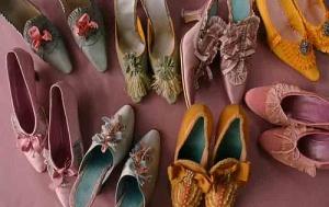 Scarpe settecentesche (dal film Marie Antoinette, 2006)
