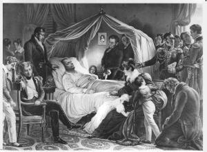 Death of Napoleon