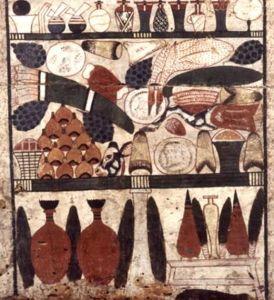 Típico da culinária egípcia Food