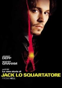 Locandina del film La vera storia di Jack lo Squartatore (2001)