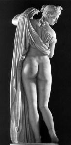 """O Venus Callipigia, ou & quot; as belas nádegas"""""""