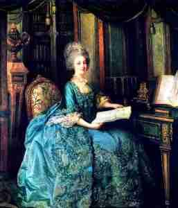 Maria Antonietta, Queen of France