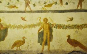 fresco antigo