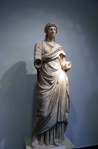 Estátua da Poppea Sabina
