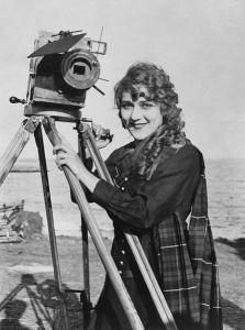 Mary Pickford nel 1916