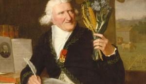 Antoine Parmentier. Er war es, an den Tisch Kartoffeln zum ersten Mal in Europa eingeführt
