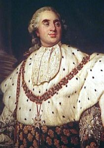 Retrato de Luis XVI, Rey de Francia