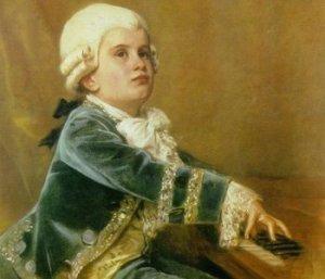 Mozart bebé