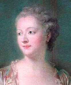 El bello rostro de la marquesa de Pompadour. crema de mérito con la malva?