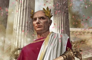 Giulio Cesare. Il grande condottiero, politico e scrittore romano aveva la fobia del fuoco