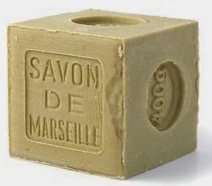 Une barre de savon