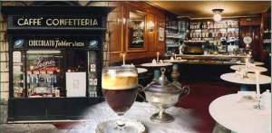 """al Bicerin"", storico e bellissimo caffè settecentesco di Torino"