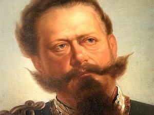 Cara de Vittorio Emanuele II. Entre los más famosos chismes histórica, No es lo que quieren el primer rey de Italia hijo en realidad un carnicero